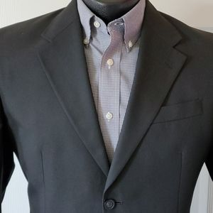 Perry Ellis Suit Separates - Jacket & Pants Black